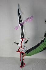 Final Fantasy XIII 13 Lightning sword blade pvc made 43inch cosplay prop