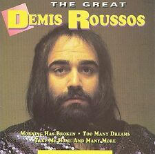 DEMIS ROUSSOS - GREAT NEW CD