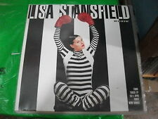 "Lisa Stansfield ‎– What Did I Do To You?   ' 12 "" MINT 1990"