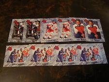 1991 Classic Draft Picks Hockey---Lot Of 10---Dupes---See List---NrMt
