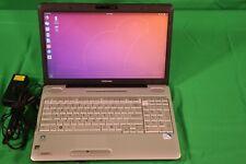 Toshiba Satellite L505-S4940 16in. (320GB, 2.10GHz, 4GB) Notebook/Laptop -...