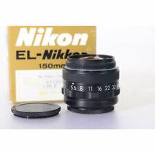 Nikon EL-Nikkor 5,6/150 M50 Vergrößerungsobjektiv - Fotolabor - Objektiv