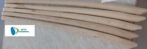 Schaufelstiel Esche 1300 x 41mm gebogen DIN 20151 Top-Ware Stiele Schippenstiel
