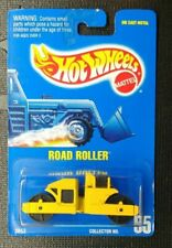 Hot Wheels 1992 Blue Card, Collector #55, Road Roller [549]