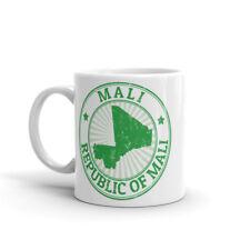 Republic of Mali Mug - Travel Gift Africa Bamako Timbuktu Djenne Segou #5479