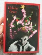 Lot of 12 Marcel Schurman Christmas Photo Greeting Cards Envelopes Aubrey Feliz