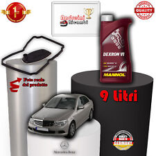KIT FILTRO CAMBIO AUTOMATICO E OLIO MERCEDES C 320 CDI W204 165KW 2014 -> /1015