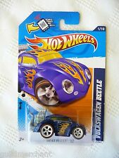Hot Wheels SUPER TREASURE HUNT Limited Ed VOLKSWAGEN BEETLE Heat Fleet 1/10 2012