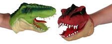 2er Set Handpuppe Dinosaurier Dino Puppe T Rex Fingerpuppe Kinder Spielzeug