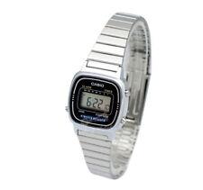 -Casio LA670WD-1D Digital Watch Brand New & 100% Authentic