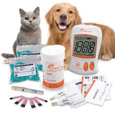 Blood glucose meter monitor dog cat glucometer dogs diabetes sugar insulin pet