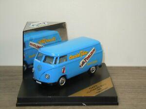 VW Volkswagen T1 Bulli 1955 Toblerone - City 1:43 in Box *48276