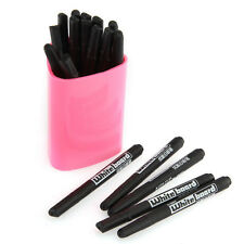 20pcs Fine Black Nip Dry Erase Liquid Chalk Marker Pen for Whiteboard Great