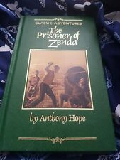 The Prisoner of Zenda (Classic adventures) by Anthony Hope Paperback Book The