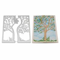Tree Metal DIY Cutting Dies Stencil Scrapbook Album Paper Card Embossing Craft