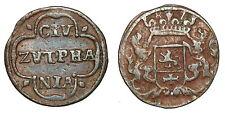 Netherlands - Zutphen - Duit 1687 - Mooie Kwaliteit