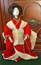 ANTIQUE JAPANESE GOFUN DOLL