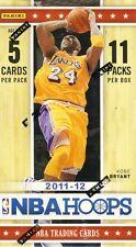 NBA 2011/12 - Panini Hoops Basketball - 11 Pack Blaster Box Sealed Cards