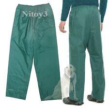 32 Degrees PVC Weatherproof Lightweight Rain Pants Men XL: 38-40