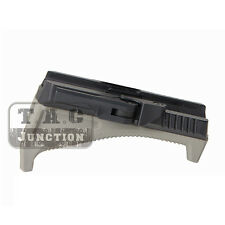 Tactical QD Quick Release Foregrip Angled Forward Grip for 20mm Picatinny Rail