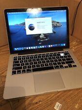 "Apple MacBook Pro 13"" Retina 2013 2.4GHz i5 8GB 128GB A1502 Broken LCD"