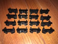 Lego train wheel sets 16x assemblies, in very good condition, lot1