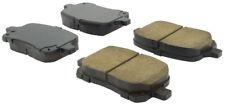 Disc Brake Pad Set Front Centric 105.07070