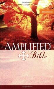 Amplified Bible-AM: Mass Market Edition by Zondervan Paperback Book The Cheap
