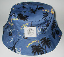 MENS O'NEILL VOYAGE BLUE BUCKET HAT ONE SIZE