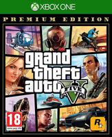 GTA 5 PREMIUM EDITION XBOX ONE - GRAND THEFT AUTO V PREMIUM EDITION EU XBOX ONE