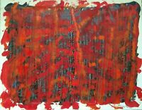 quadro moderno dipinto a mano olio su tela90X70 astratto arte arredo casa design