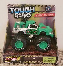 Tough Gears Earth Shockers Die Cast