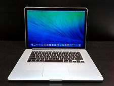 "MacBook Pro 15"" Retina 2014-2015  AppleCare Warranty 2017 / 16GB / 2.2Ghz i7"