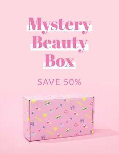 Authentic Lot Beauty Box Elf Lush EOS Ecotools Makeup Skincare Haircare Perfume