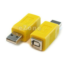 USB 2.0 Standard Type A Male to 4pin Type B Female Adapter Converter