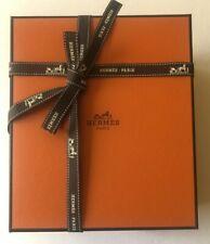 "Hermes Rectangular Gift Box 7 3/4 x 6 1/2 x 4"""