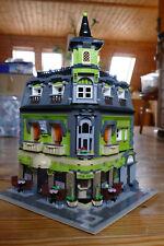 Lego haus wie Cafe Corner Unikat Green Grocer City MOC zu 10182 10190 10185
