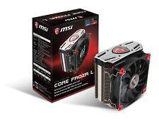 MSI Core Frozr L 120mm TORX Fan Hydro-Dynamic Bearing CPU Cooler