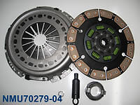 Dodge Valair Clutch 6spd 600HP NMU70279-04 ceramic clutch for nv5600 Performance