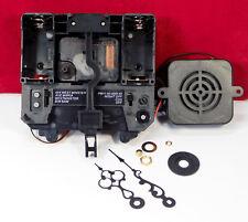 "Quartz Tubular Bell Chime Clock Movement Light Sensor Night Off 1/4"" Dial Scroll"