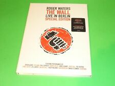 DVD ROGER WATERS    pink floyd    live THE WALL in berlin