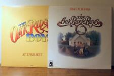 Lot of 2 The Oak Ridge Boys Vinyl LP Records