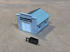 *New release* Blacksmith - Old West - Z-322 - Z Scale Kit by Randy Brown