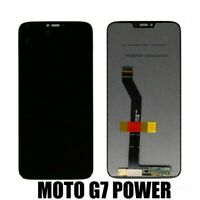 LCD Screen Display Digitizer Replacement For Motorola Moto G7 Power XT1955 UK