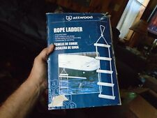 Attwood Rope Ladder New in Box