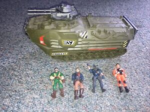 CHAP MEI SENTINEL 1 Badger Vehicle With Figures Tank Very Rare