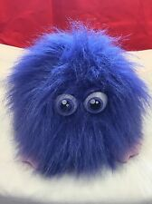 Purple Animated FLUFFLINGS Fluff Ball Furry Plush Interactive Controversial toy
