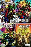 Spider-Man and the Secret Wars #1-4 (2010) Marvel Comics Limited Mini Series