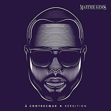 Maitre Gims - A Contrecour [New CD] France - Import
