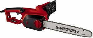 Einhell GH-EC 2040 2000W Electric Chainsaw with Tool-Free Chain Tensioning 2000
